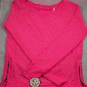 SO Authentic American Heritage Pink Sweatshirt